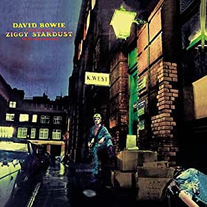 The Rise And Fall Of Ziggy Stardust (EMI) [ENHANCED CD]
