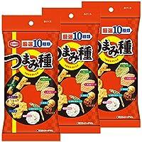 亀田製菓 つまみ種 48g×3袋