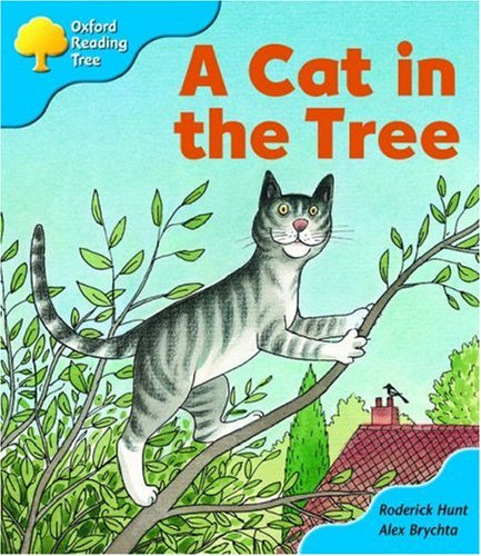Oxford Reading Tree: Stage 3: Storybooks: a Cat Sat in the Treeの詳細を見る