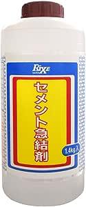 家庭化学 セメント急結剤 1.4kg