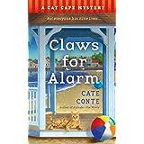 Claws for Alarm: A Cat Café Mystery: 5