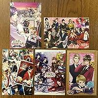ボルテージ 恋アプ ポストカード セット