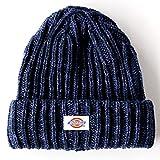 Dickies (ディッキーズ) ミックスリブ ニットキャップ ニット帽 帽子 メンズ レディース ユニセックス アクリル ビーニー 無地 874 ストリート