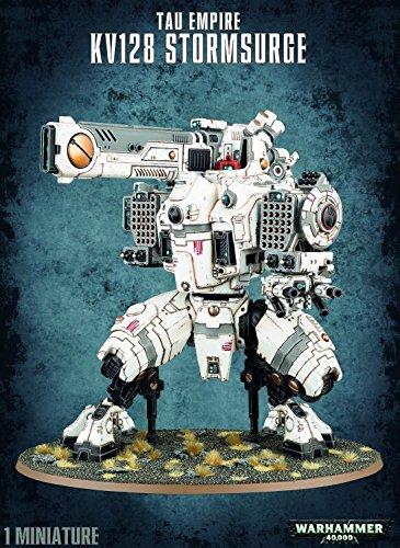 [ウォー ハンマー]Warhammer WH40K Tau Empire KV128 Stormsurge 56-18 [並行輸入品]