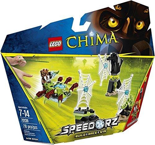 [해외] LEGO CHIMA 70138 WEB DASH BY LEGO-