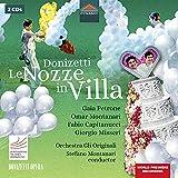 ドニゼッティ: 歌劇《村の結婚式》