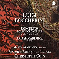 Boccherini;Cello Concertos