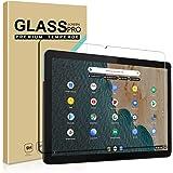 【一枚入り】Lenovo IdeaPad Duet Chromebook 10.1 用の ガラスフィルム Warmyee フィルム 強化ガラス 液晶保護フィルム[ 旭硝子製 ] [ 落としても割れない ] [ 最高硬度9H ]