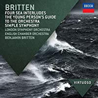 Britten: Young Person's Guide To The Orchestra by Benjamin Britten