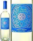 ピノ グリージョ フェウド アランチョ(白ワイン)