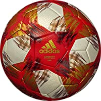 adidas(アディダス) サッカーボール 小学生用 コネクト19 キッズ メタリックブルー 4号球 AF400G