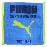 プーマ スポーツ PUMA プーマ[ハンドタオル]ジャガードウォッシュタオル/PUMA-1620 【ブルー(BL) 】