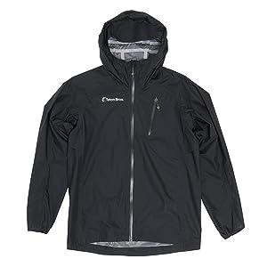ティートンブロス(Teton Bros.) Feather Rain Full Zip Jacket 2.0 M Black