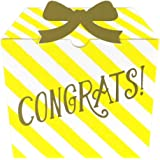 moovin メッセージカード ムービーを贈れる インスタント ムービーカード GIFTBOX Congratulations