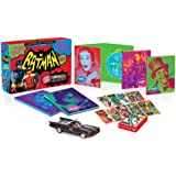 バットマン コンプリートTVシリーズ コレクターズBOX(数量限定生産/13枚組) [Blu-ray]