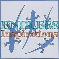 Endless Inspirations元ステンシル、6x 6インチ、Lizard 1