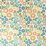 生のり付き壁紙 レトロ花柄セレクション/シンコール BESTベスト (販売単位1m) BB9847