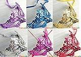 ヴェネツィアンマスク5色セット 仮面舞踏会 コスチューム ダンス衣装 パーティー用品 コスプレ仮面 ハロウィーンの仮面