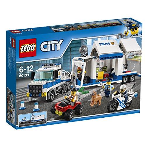 レゴ (LEGO) シティ ポリストラック司令本部 60139