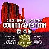 カントリー ウエスタン COUNTRY & WESTERN GOLDEN SPECIAL COLLECTION CD10枚組 CWC-100