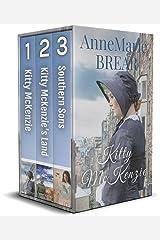 Kitty McKenzie Series - Three Historical Sagas Box Set Kindle Edition