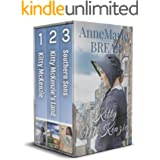 Kitty McKenzie Series - Three Historical Sagas Box Set