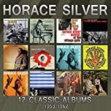 12 Classic Albums: 1953-1962 (6CDs) by Horace Silver