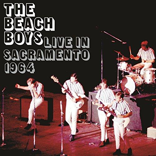 The Beach Boys Live In Sacramento 1964
