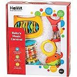 """Halilit HL3004 Toddler Music Carnival Musical Instrument Gift Set, 8"""""""