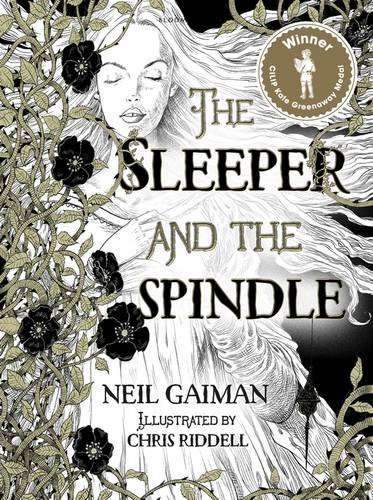 The Sleeper and the Spindle: Winner of the Cilip Kate Greenaway Medal 2016