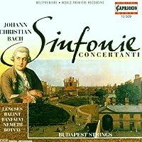 Bach: Sinfonie Concertante 1
