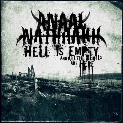 Hell Is Empty...All the Devils [12 inch Analog]