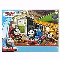 子供の漫画のおもちゃのパズル - ペーパーパズルゲーム、子供のパズルゲーム(100) ( Color : C )