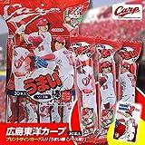 広島東洋カープ うまい棒30本セット(ソース味)[カープ ファン 応援 おもしろ グッズ 菓子 景品 賞品 セットに]