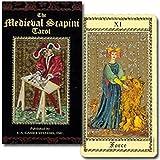 【ルネッサンス調の絵画が奏でる優雅な世界】メディバルスカピーニ・タロット