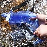 PIAGET 一眼レフカメラ 防水 防水ケース デジタルカメラ 防水袋 ミラーレス一眼 小型一眼レフ [並行輸入品] 画像
