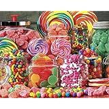 "Springbok""Candy Galore"" 1000 Piece Jigsaw Puzzle"