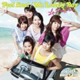 「Feel fine!/ Mr.Lonely Boy」 (初回限定盤)  (CD+DVD)