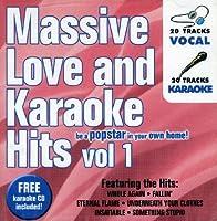 Massive love and karaoke hits vol 1 [UK Import]
