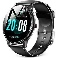 [Amazon限定ブランド] Kawayi スマートウォッチ 1.69インチ大画面 Bluetooth5.1 腕時計 ス…