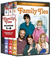 Family Ties: Four Season Pack [DVD] [Import]