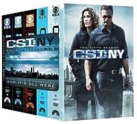 Csi: Ny - Five Season Pack [DVD] [Import]