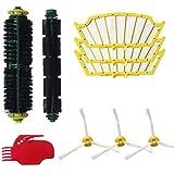 BBT ロボット掃除機 500シリーズ専用 消耗品セット フィルター ブラシ 取り換え 対応互換 ロボットクリーナー510 527 530 570 9枚