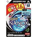 ライオン 【数量限定】トップ スーパーNANOX(ナノックス) for MEN フレッシュブリーズの香り つめかえ用 超特大 1160g E514513H