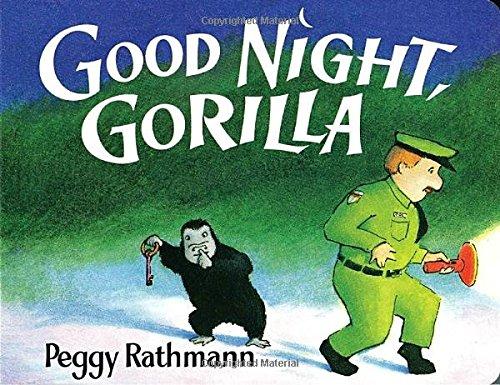 Good Night, Gorilla board bookの詳細を見る