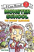 Monster School: The Spooky Sleepover (I Can Read Level 2)