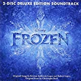 Frozen 2 Disc Deluxe Edition Soundtrack by Demi Lovato (2013-05-03)