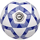 """YANYODO Durable 6"""" Mini Size Training Soccer Ball Soft Sports Toy Ball for Toddlers, Kids Gift"""