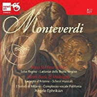 Mass for Four Voices 9th Book of Madrigals by C. Monteverdi (2013-05-03)
