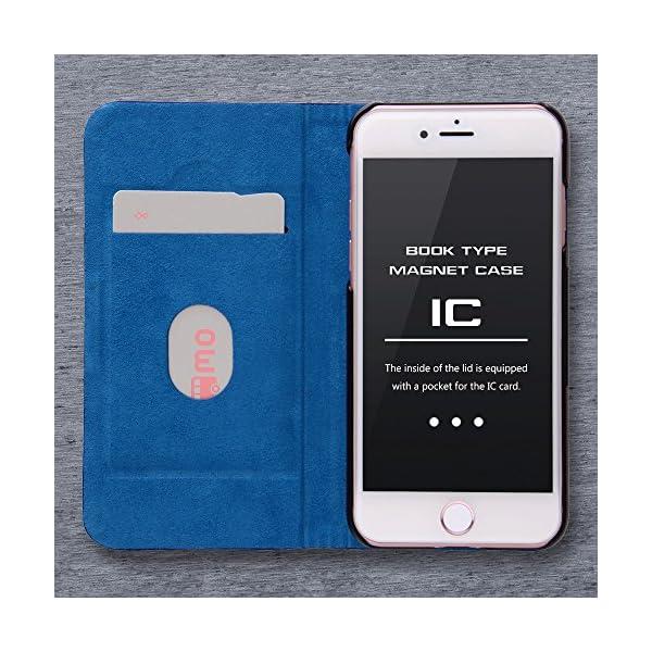 レイ・アウト iPhone7 ケース 手帳型 ...の紹介画像5